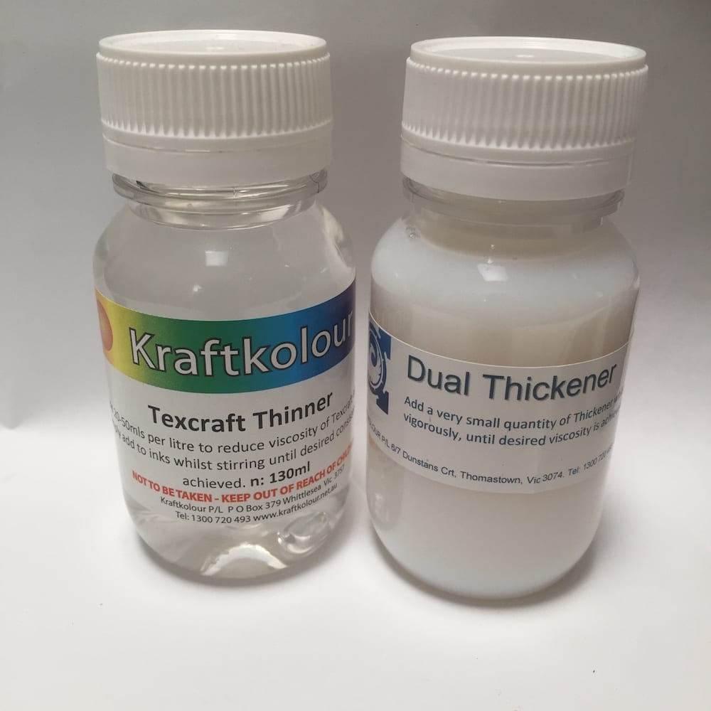 Textcraft Thinner & Thickener